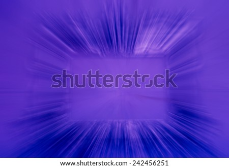 purple color tone radial motion blur illustration abstract for background