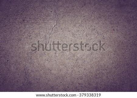 Purple Concrete Textured Background - stock photo