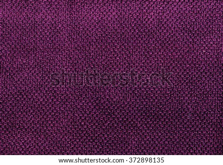 Purple cotton towel texture. Background and texture. - stock photo