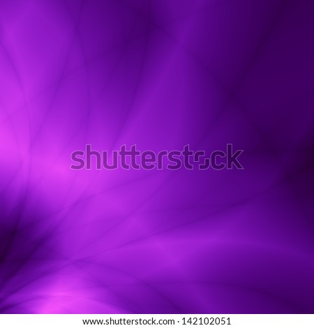 Purple energy light nice abstract design - stock photo