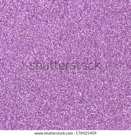 Purple Glitter Background - stock photo