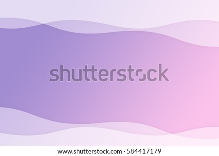Pink & White Gradient Abstract Background Stock Illustration ...
