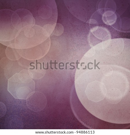 Purple, green, blue and pink  pastel colorful background. bokeh  blurred lights background - stock photo