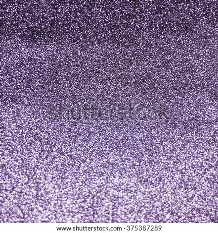 Purple Lavender Bokeh Pattern - stock photo