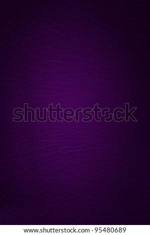 purple leather texture - stock photo