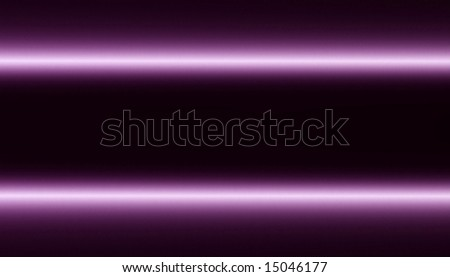 Purple Neon Marquee - computer rendered image.  Ready for copy