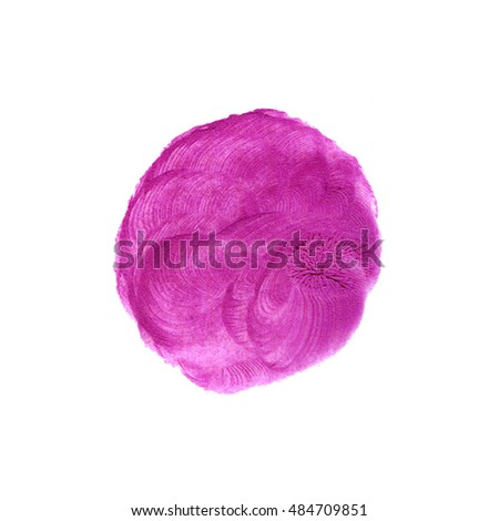 purple pink stain paint