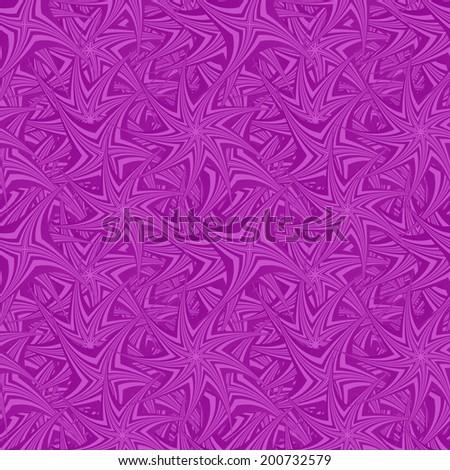 Purple seamless spin star pattern background - jpg version - stock photo