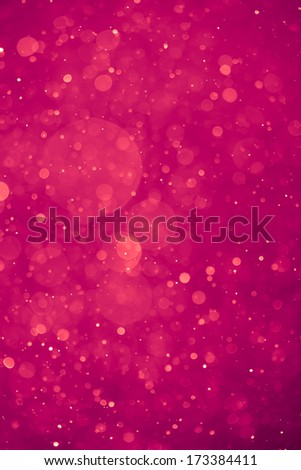 purple shiny bokeh background - stock photo