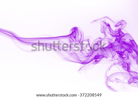Purple smoke background