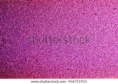 purple sponge background  - stock photo