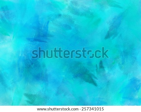 Purple Teal Aqua Turquoise Blue Watercolor Paper Colorful Texture Background  - stock photo