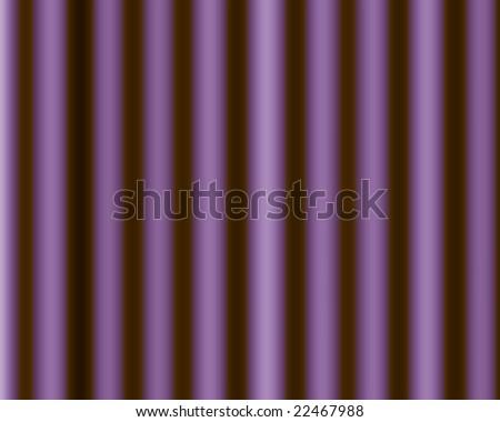 purple theater - stock photo