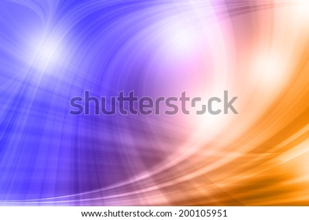 Purple to orange abstract elegant background design with space for your text. - stock photo