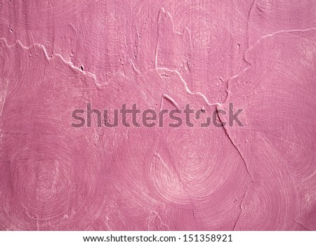 Purple wall texture or background - stock photo