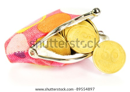 purse for coins