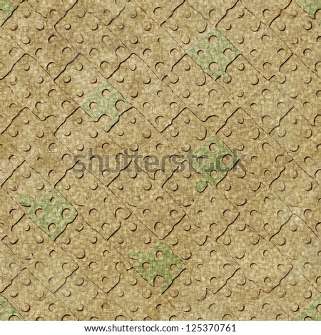 puzzle  background, texture of  paper, seamless