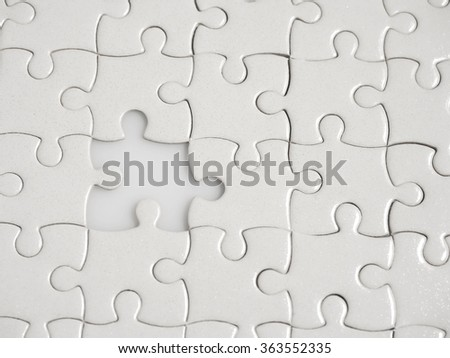 Puzzle piece background.  ���¡lose-up.