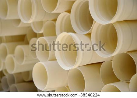 PVC - stock photo