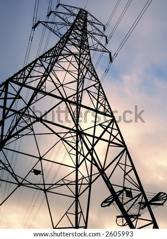 pylon clouds