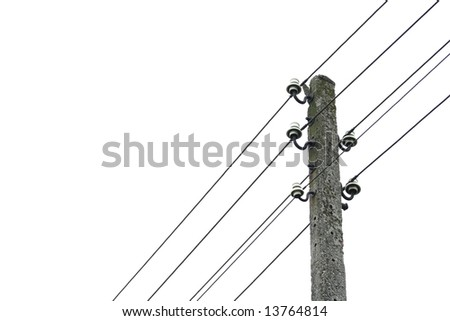 pylon isolated