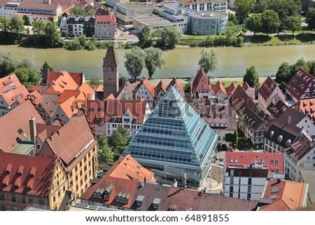 Pyramide - stock photo