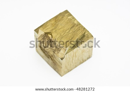 Pyrite - stock photo