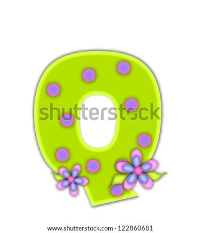 Qualatex  Pink Dots