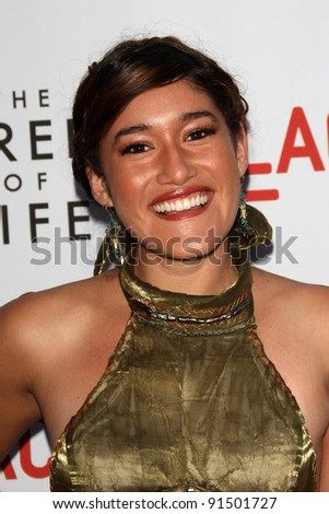 Q'orianka Kilcher at 'The Tree Of Life' Los Angeles Premiere, LACMA, Los Angeles, CA. 05-24-11