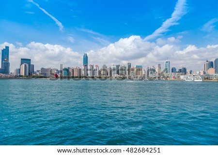 Qingdao, a beautiful coastal city