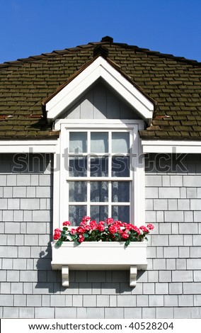 Quaint Cottage - stock photo