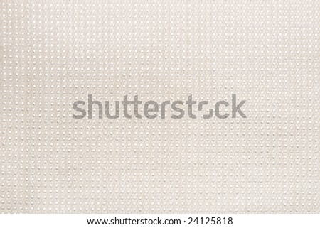 Qualitative beige fabric texture. Abstract background. Close up. - stock photo