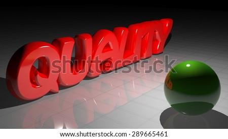 Quality - stock photo
