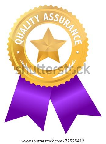 Quality assurance - stock photo