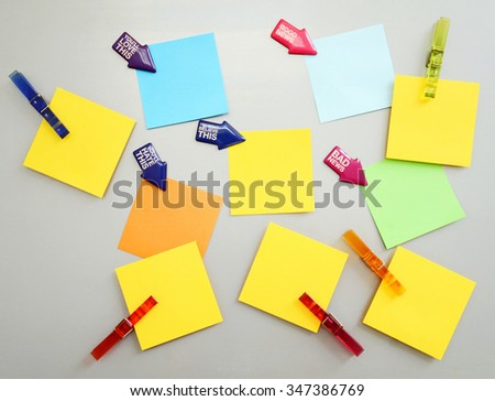 questions or decision making concept - stock photo