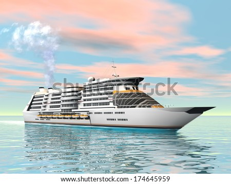 Ships Float Stock Images RoyaltyFree Images Vectors Shutterstock - How can cruise ships float