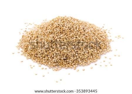 Quinoa Real - stock photo