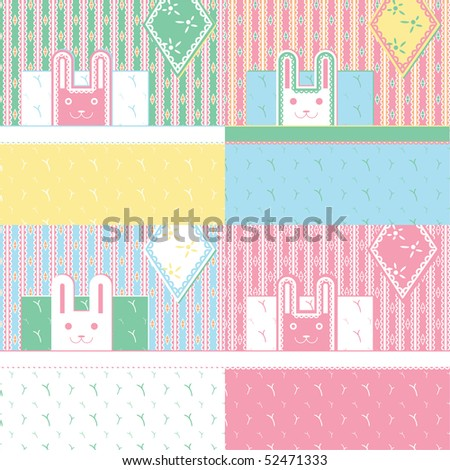 Rabbit. - stock photo
