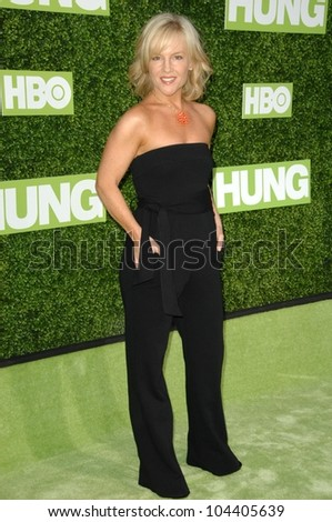 Rachel Harris at the Los Angeles Premiere of the Series 'Hung'. Paramount Theater, Hollywood, CA. 06-24-09