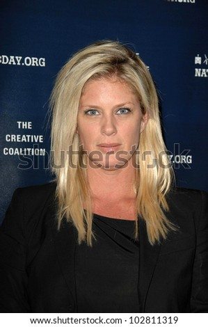 Rachel Hunter at the National Lab Day Kick-Off Dinner, Luxe Hotel, Los Angeles, CA. 04-01-10