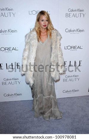 Rachel Zoe at the  17th Annual Women in Hollywood Tribute, Four Seasons Hotel, Los Angeles, CA. 10-18-10 - stock photo