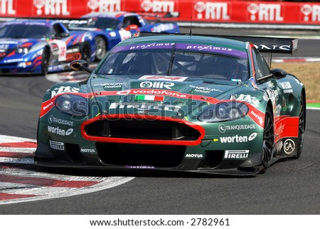 Racing Aston Martin DB9R