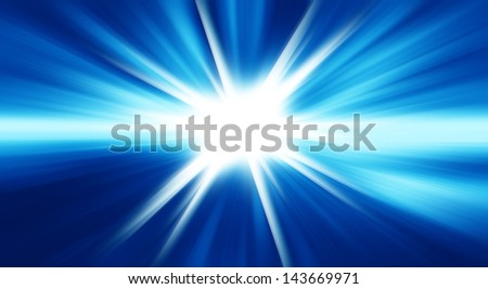 Radial abstract background - stock photo