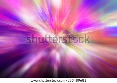 Radial background color - stock photo
