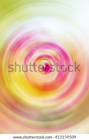 radial blur abstract background.