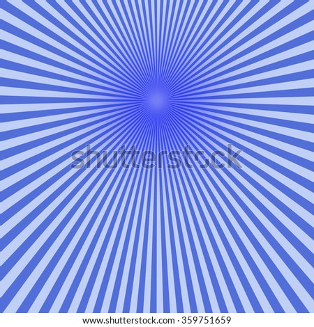 Radiating Rays Backgrounds - stock photo