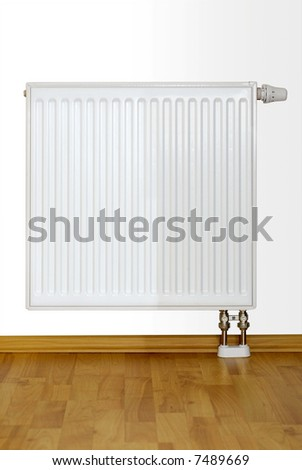 Radiator/heater - stock photo