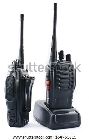 Radio Wireless Communication - stock photo