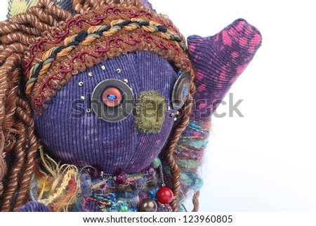 Ragdoll - stock photo