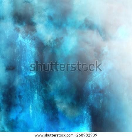 rain clouds, Water cycle - stock photo